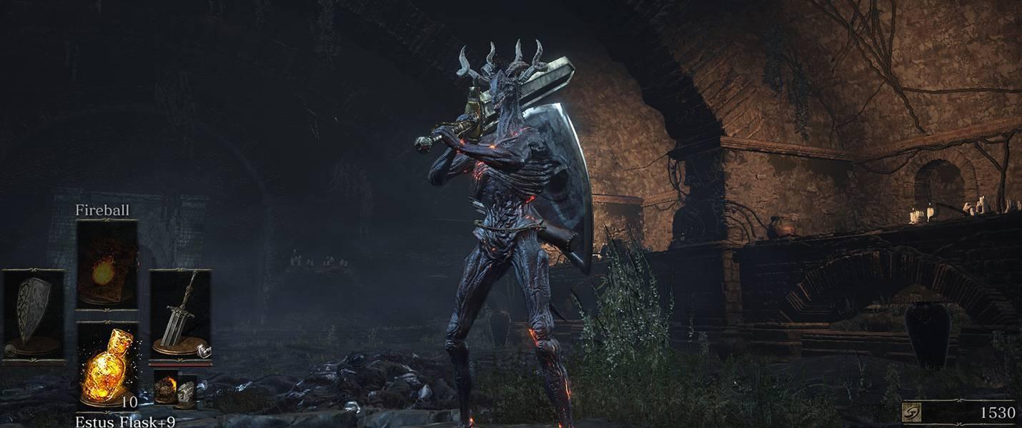 Гайд Dark Souls 3: Как превратиться в дракона