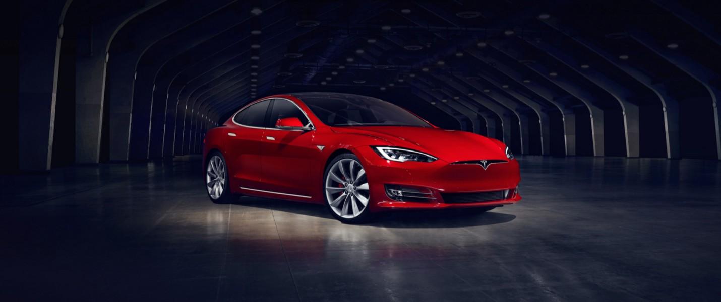 Рестайлинг Tesla Model S