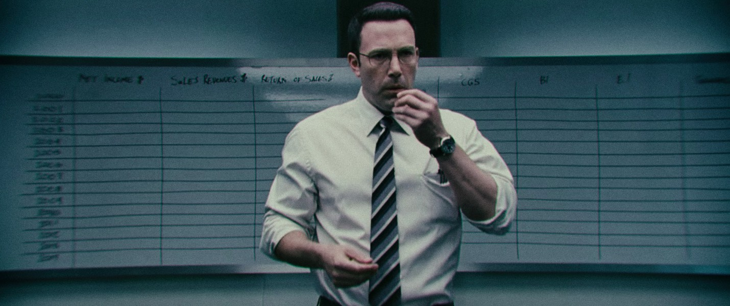 Трейлер The Accountant с Беном Аффлеком — лучше Batman v Superman?