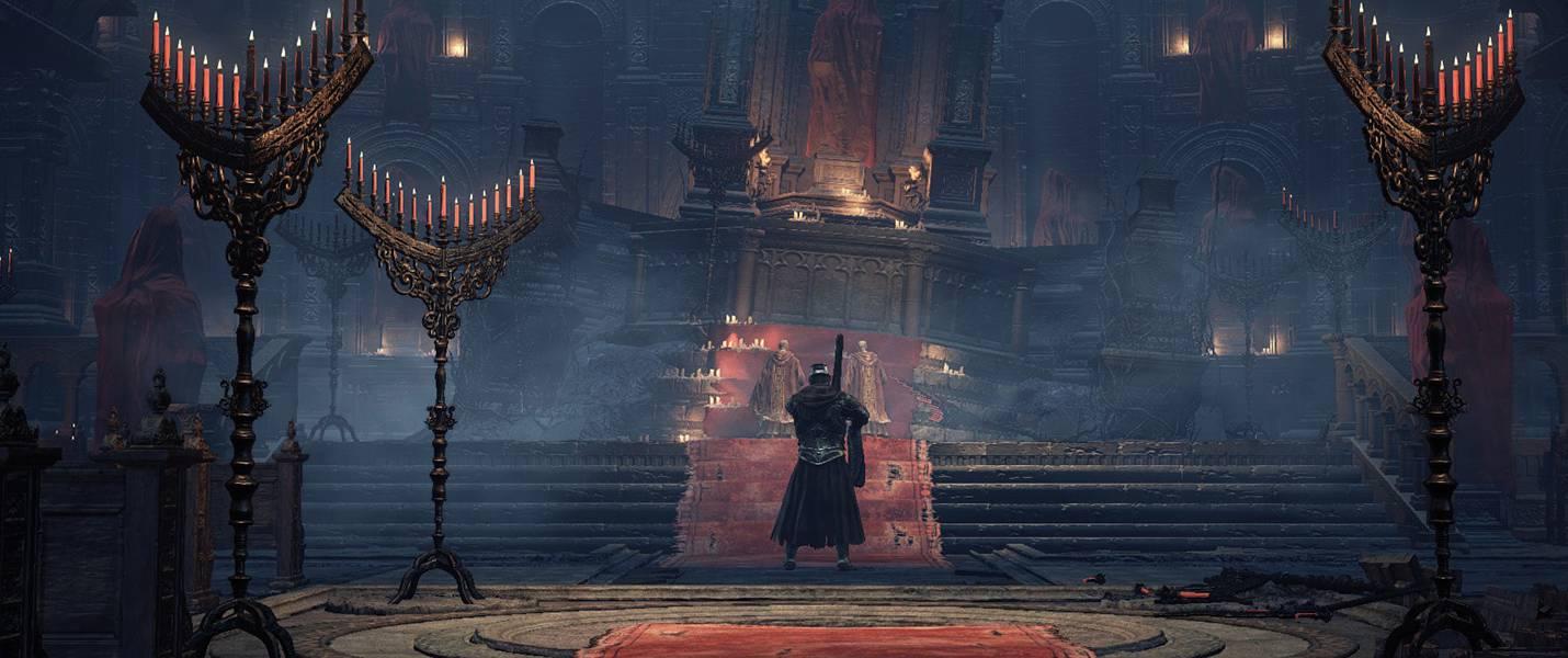 PC-патч Dark Souls 3, призванный наказать читеров, наказал всех