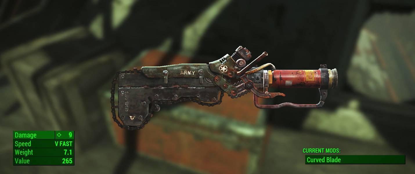 Гайд Fallout 4: Far Harbor — все уникальное оружие и где его найти