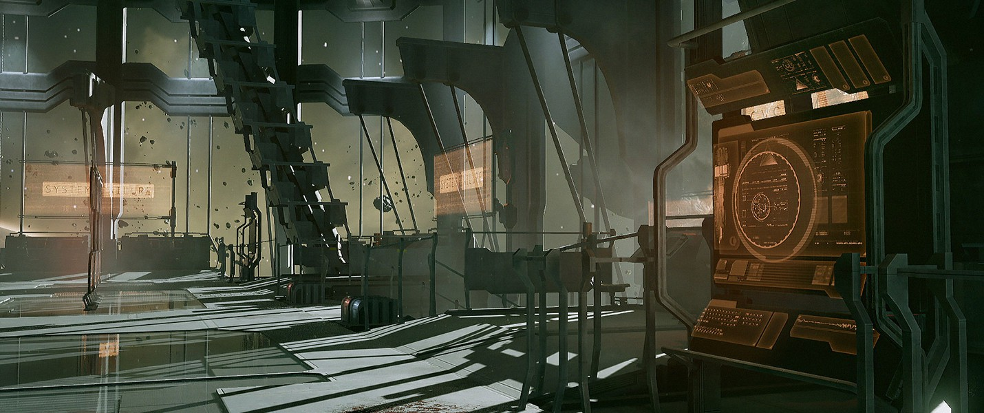 Dead Space на Unreal Engine 4