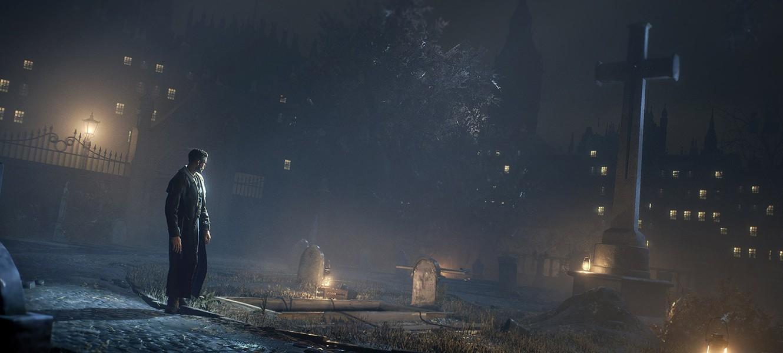 E3 2016: геймплейный трейлер Vampyr