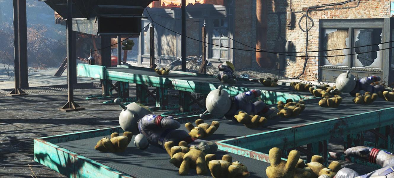 Три новых DLC для Fallout 4 до конца лета