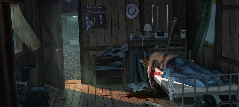 Пять минут геймплея Friday The 13th