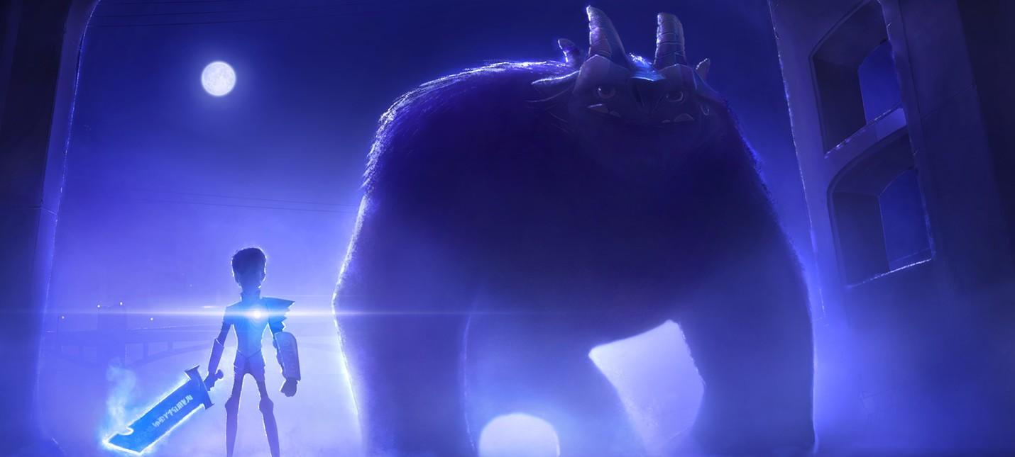 Trollhunters — новый мультфильм от Гильермо дель Торо