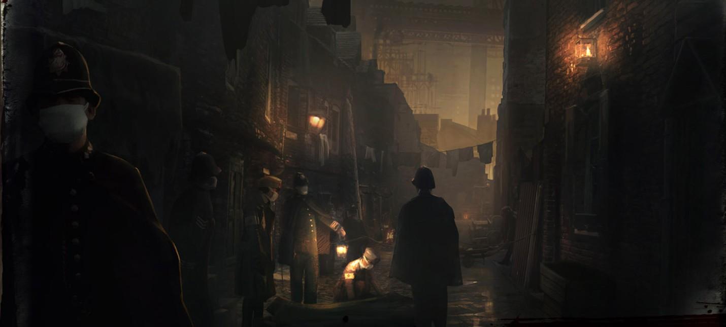 15 минут геймплея Vampyr c E3 2016