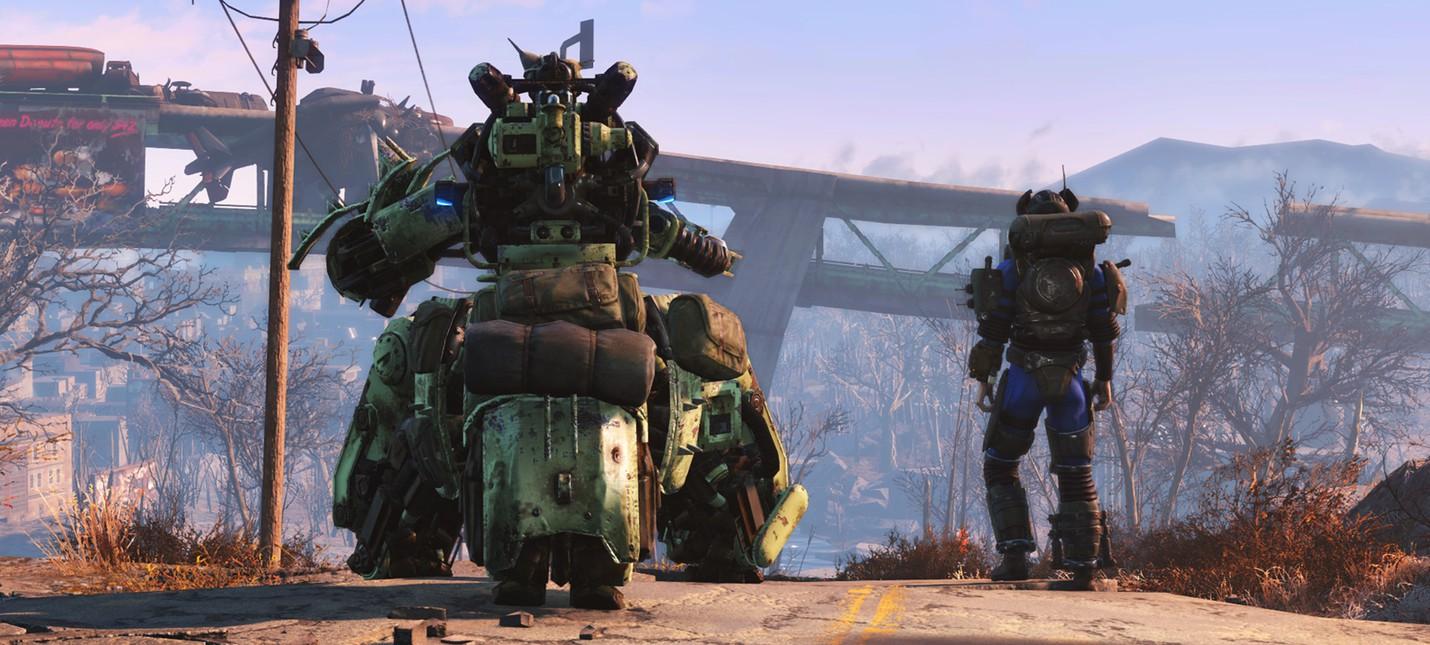 Больше дополнительного контента для Fallout 4