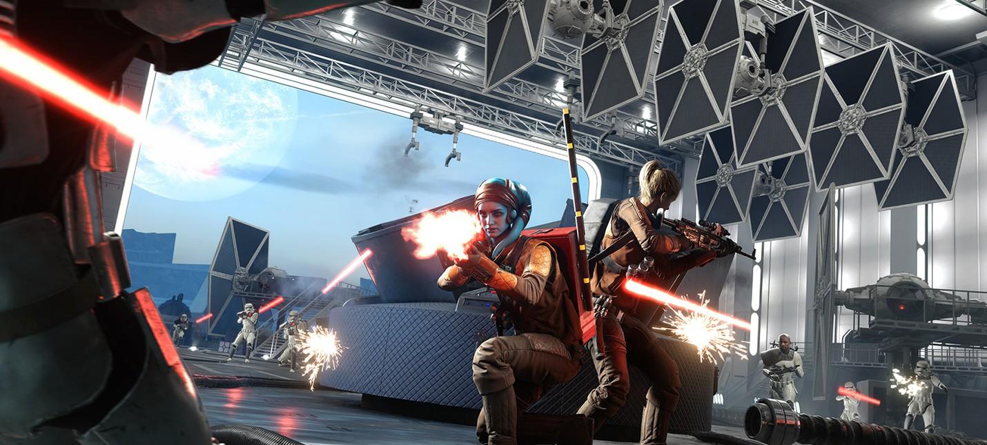 EA о Star Wars Battlefront: Мы только начинаем