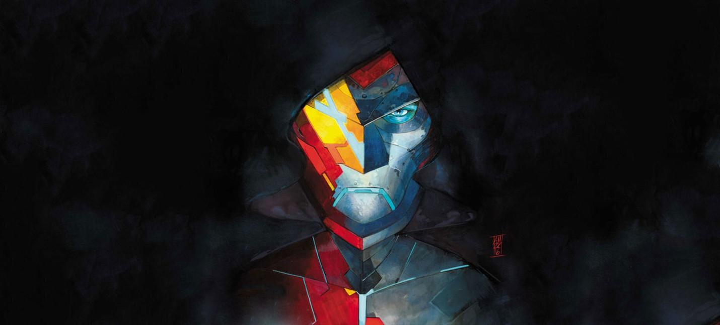 Доктор Дум тоже станет Железным Человеком