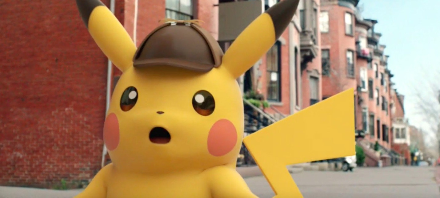 Legendary получила права на фильм Pokemon — Detective Pikachu
