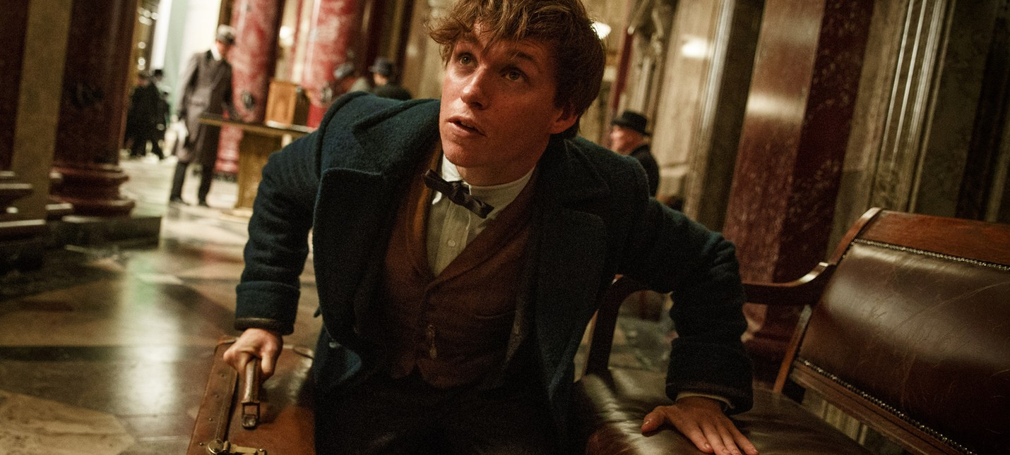 SDCC 2016: Fantastic Beasts and Where to Find Them