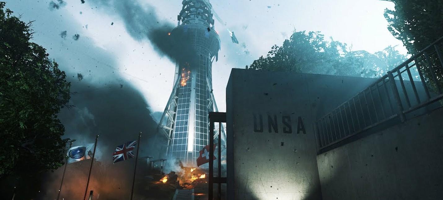 SDCC 2016: запись панели Call of Duty: Infinite Warfare