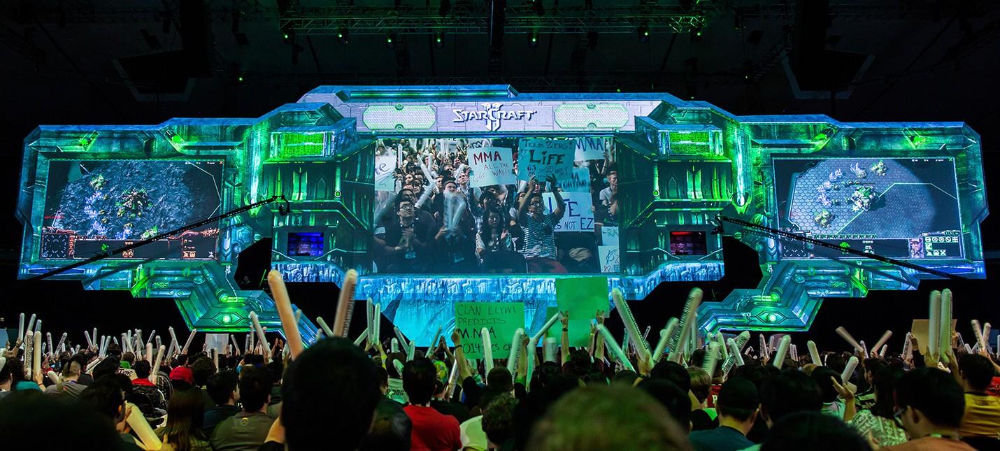 Виртуальные билеты на BlizzCon 2016 уже доступны