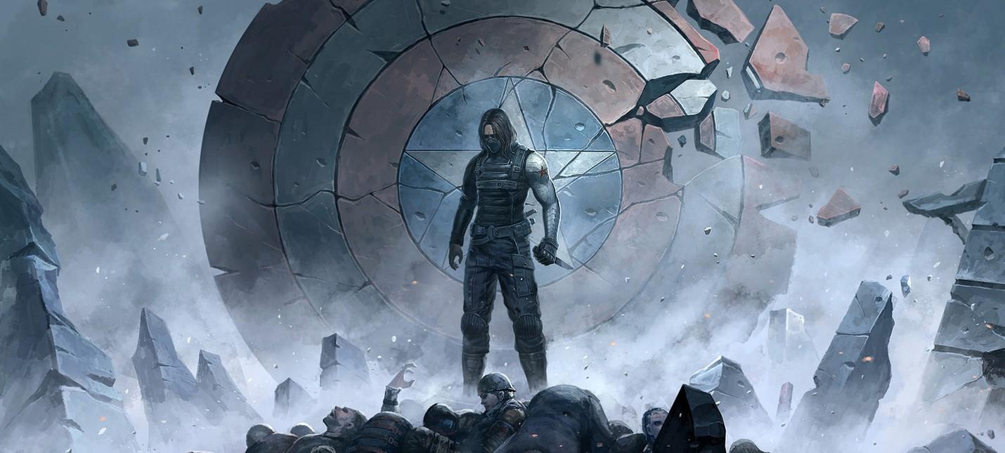 Слух: Зимний солдат появится в Avengers: Infinity War