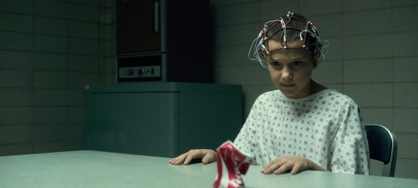 Stranger Things в топе популярных сериалов Netflix