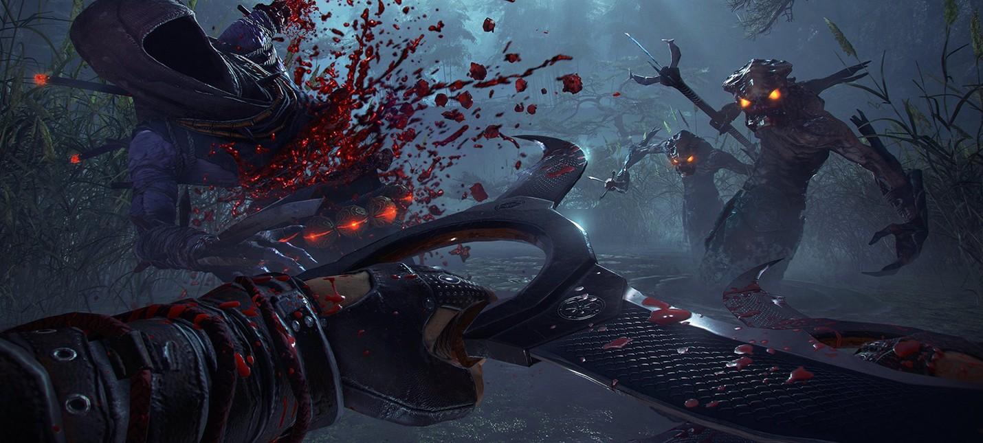 Shadow Warrior 2 выйдет на PC менее чем через 2 месяца