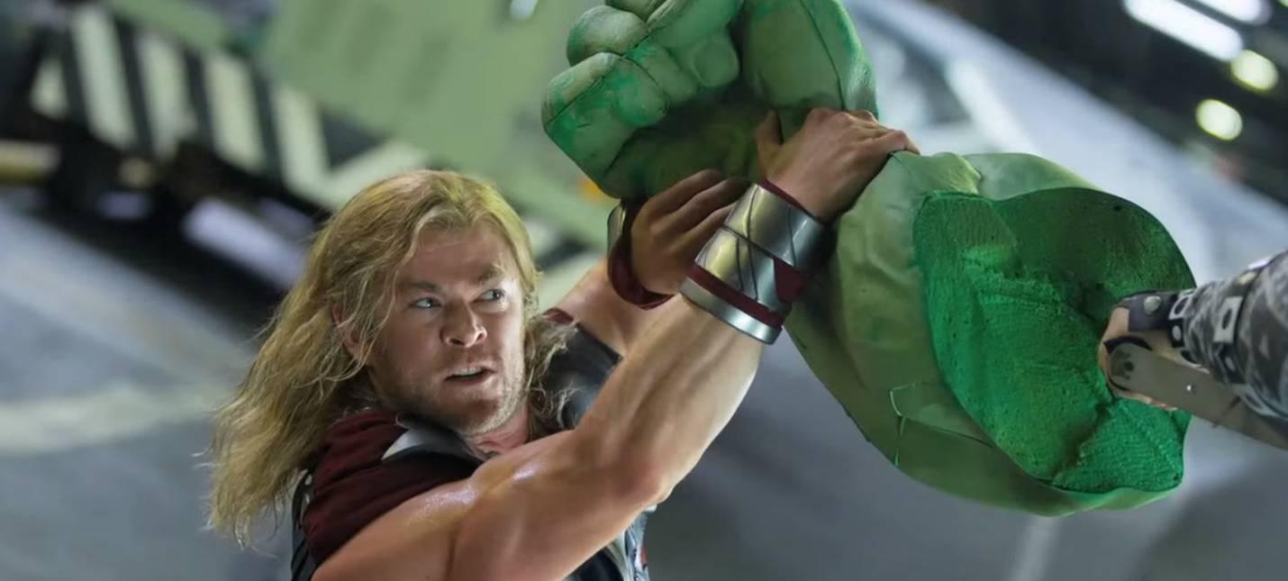 Потенциальное камео в Thor: Ragnarok