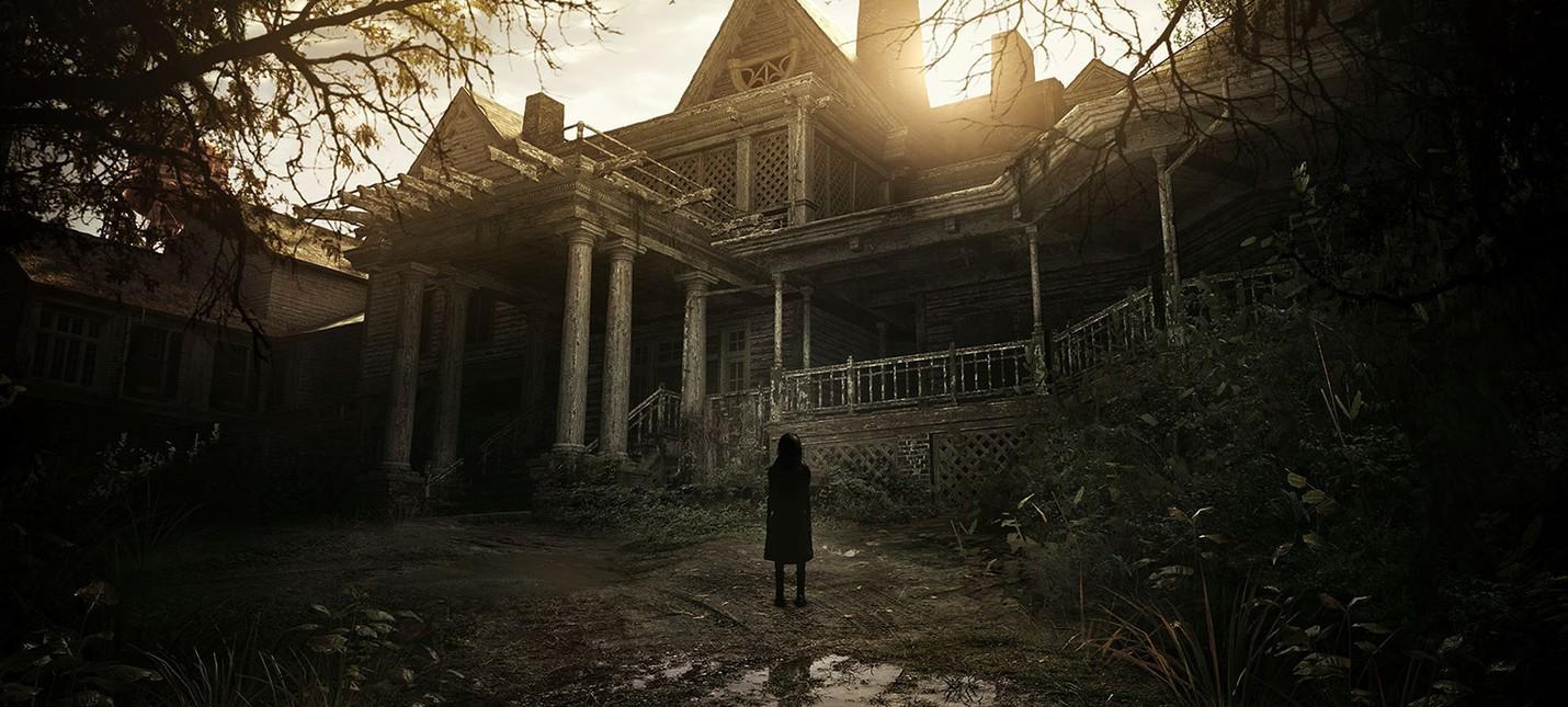 Resident Evil 7 — только для взрослых, и другие детали насилия