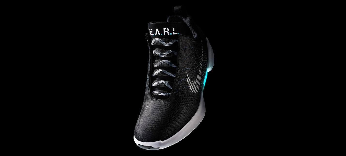 Самозавязывающиеся кроссовки Nike выходят в ноябре - Shazoo c22483a7396b8