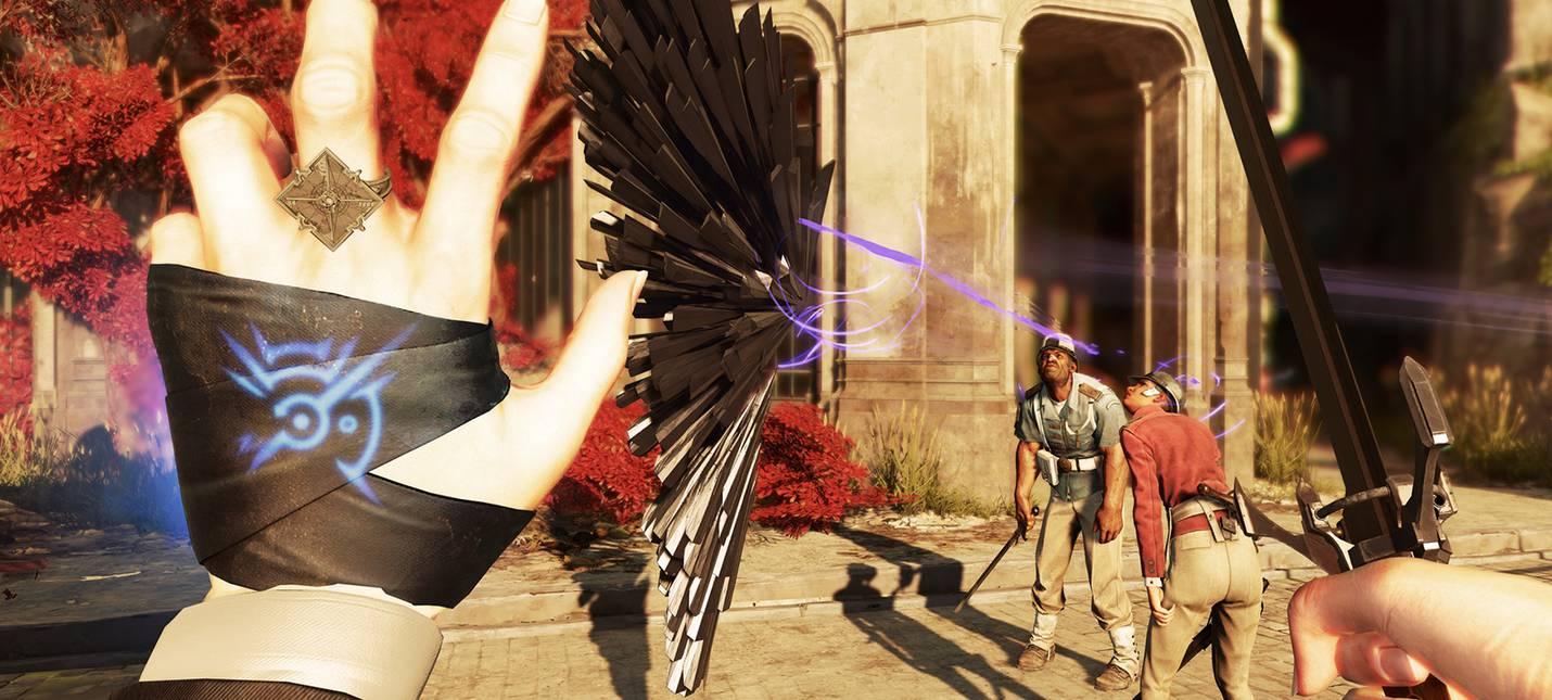 Dishonored 2 придется пройти четыре раза, чтобы увидеть и понять всё