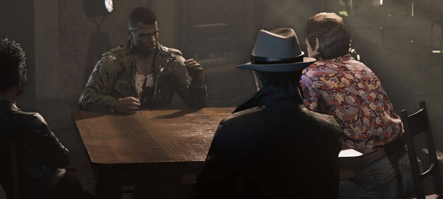 Mafia III получит патч для PS4 Pro