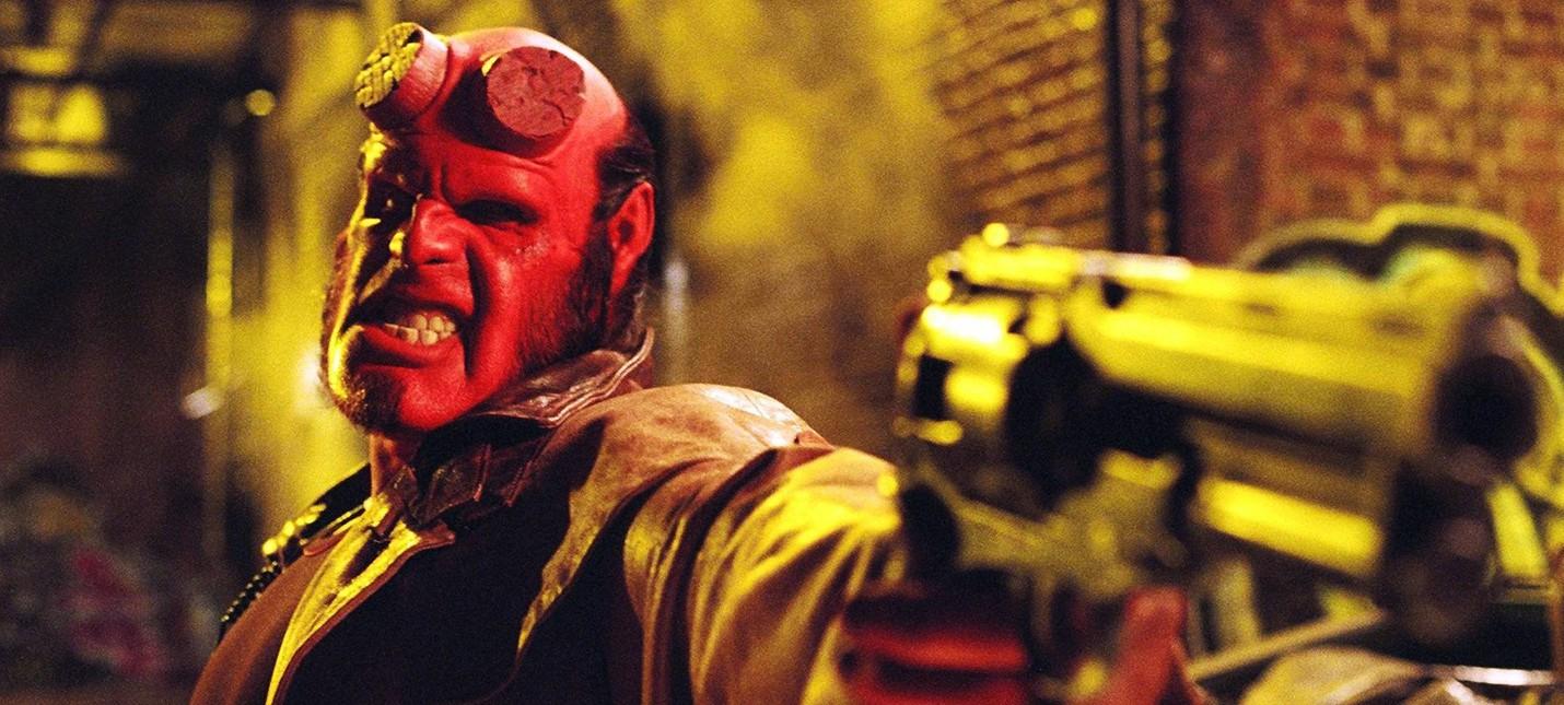 Hellboy 3 заморожен бессрочно