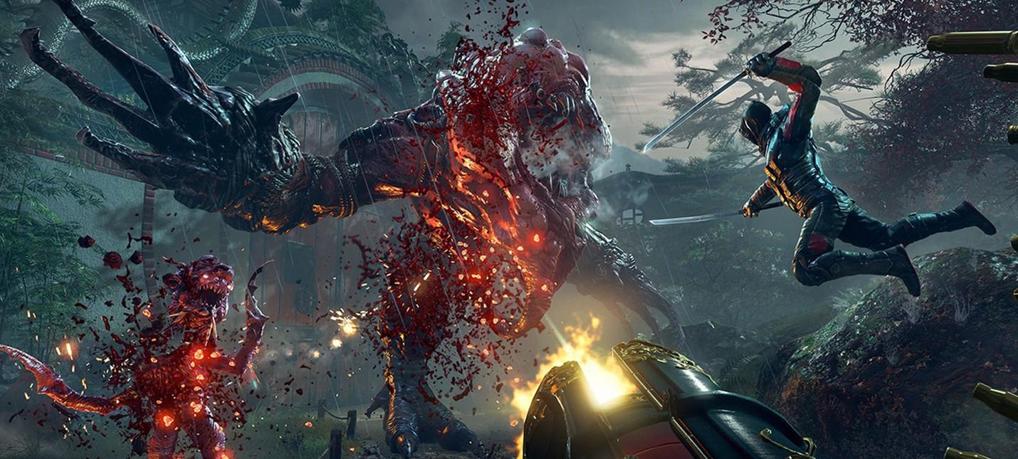 Разработчики Shadow Warrior 2 о причинах отказа от Denuvo