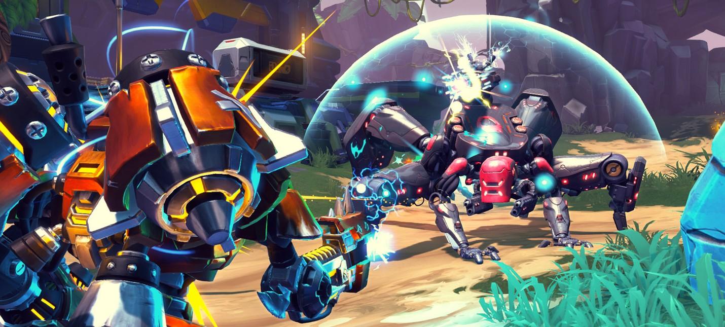 Игроки Battleborn сегодня получат огромную порцию нового контента
