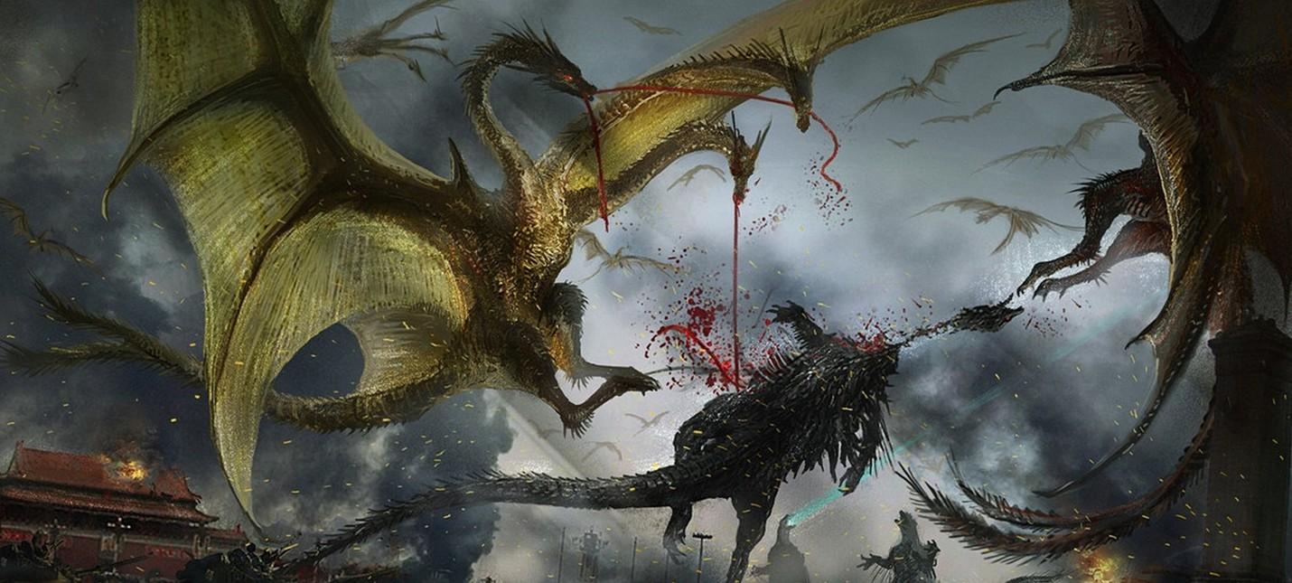 Студия Legendary нашла сценаристов для сиквела Godzilla