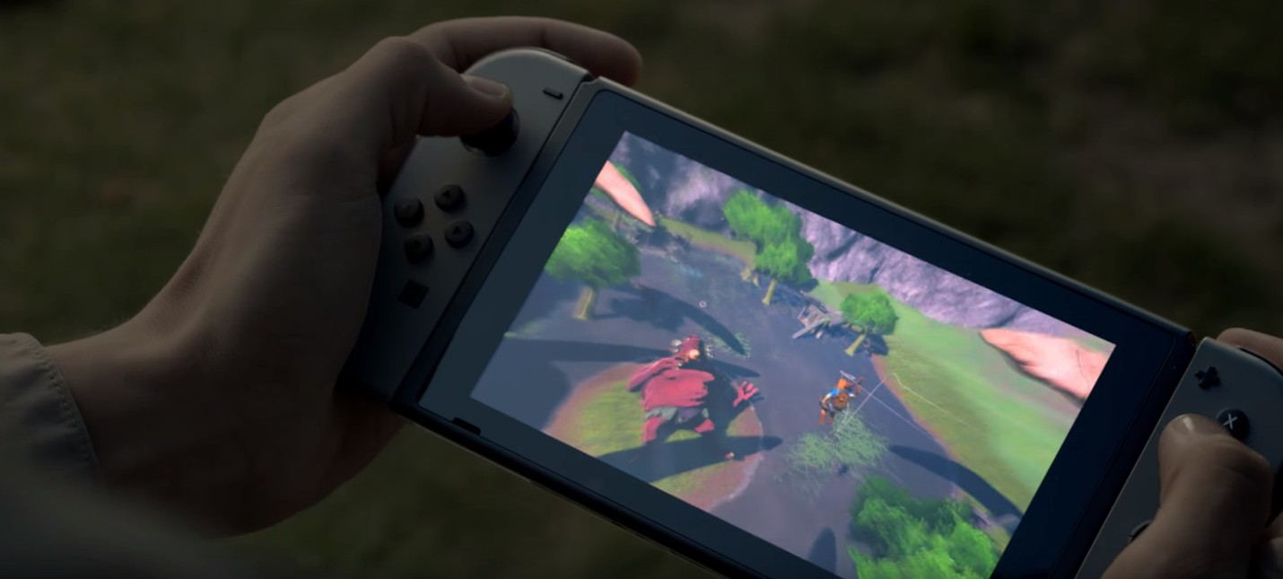 Док-станция для Nintendo Switch — не главная консоль