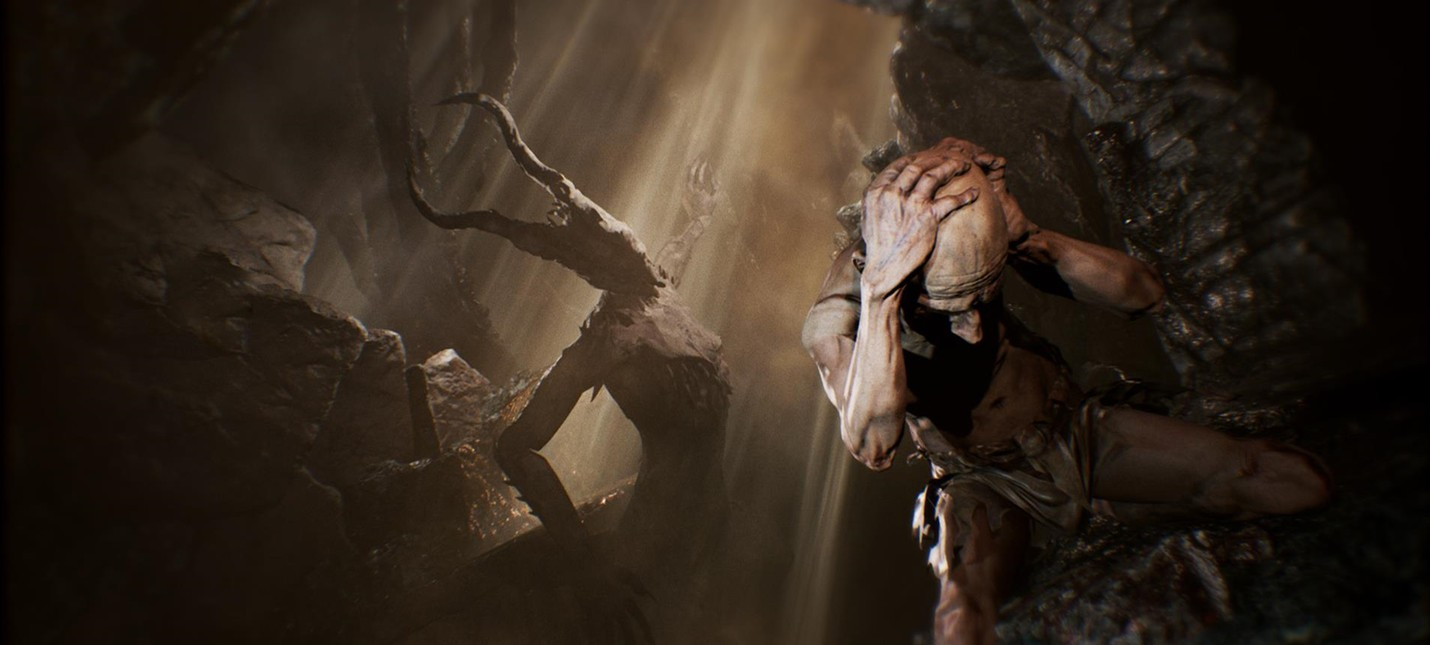 Адский хоррор Agony перебрался на Kickstarter