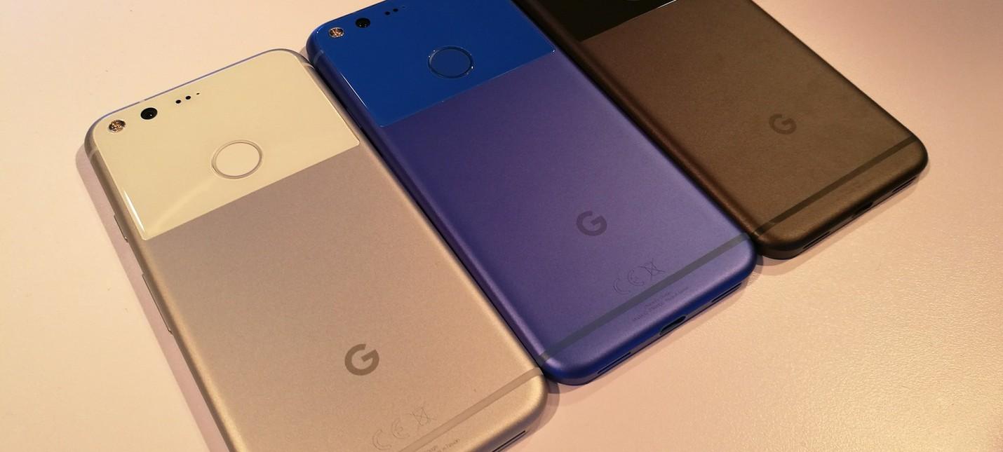 Смартфон Google Pixel взломали за одну минуту