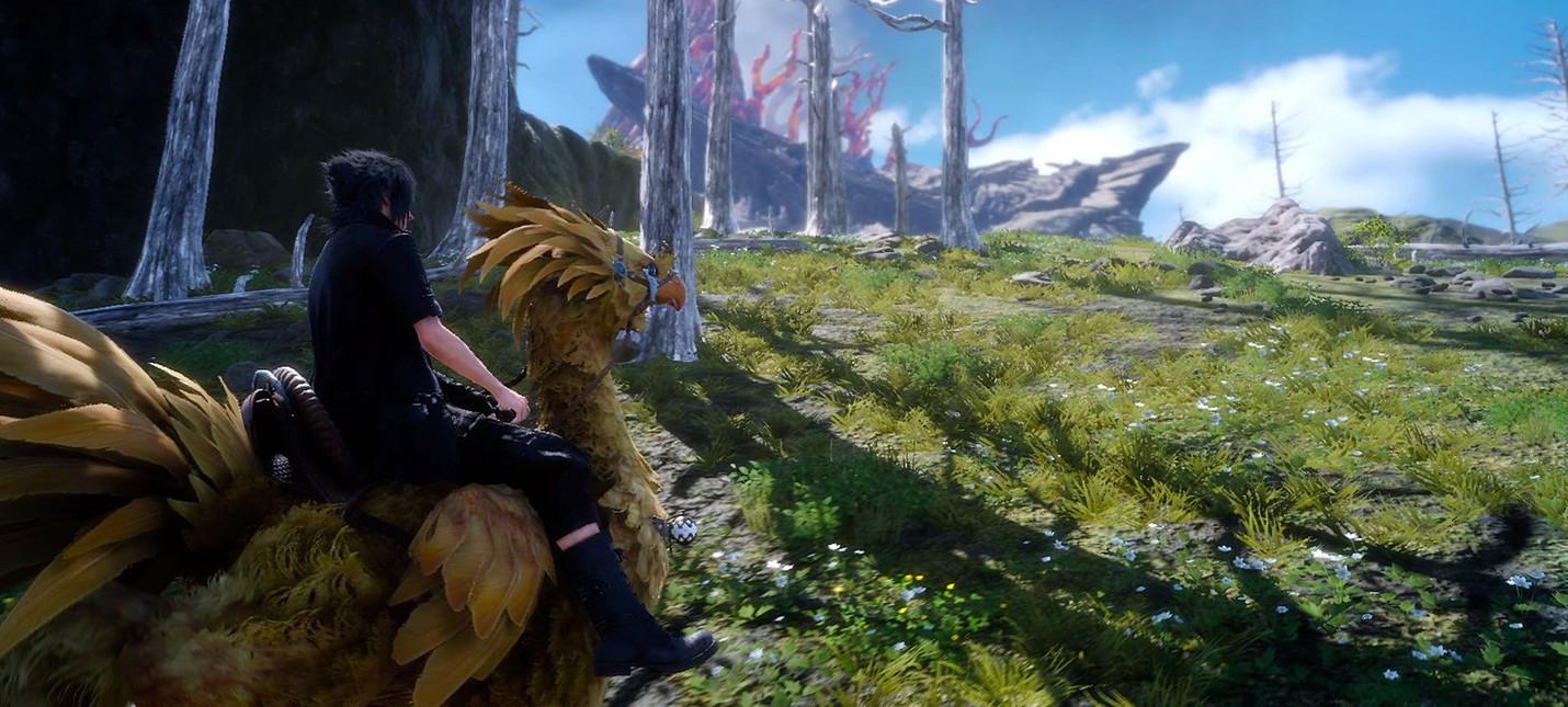 Пять миллионов копий Final Fantasy XV в первый день