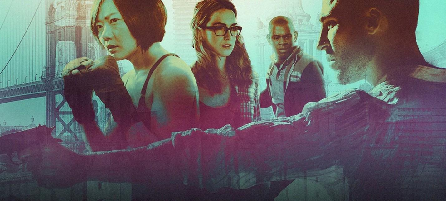 Netflix анонсировал специальный эпизод Sense8 и дату выхода второго сезона