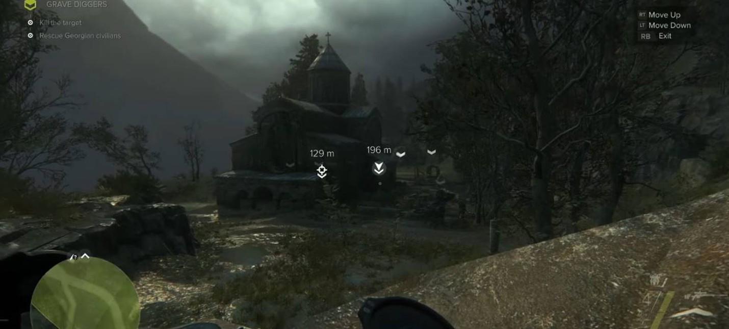 10 минут убийственной миссии Sniper: Ghost Warrior 3