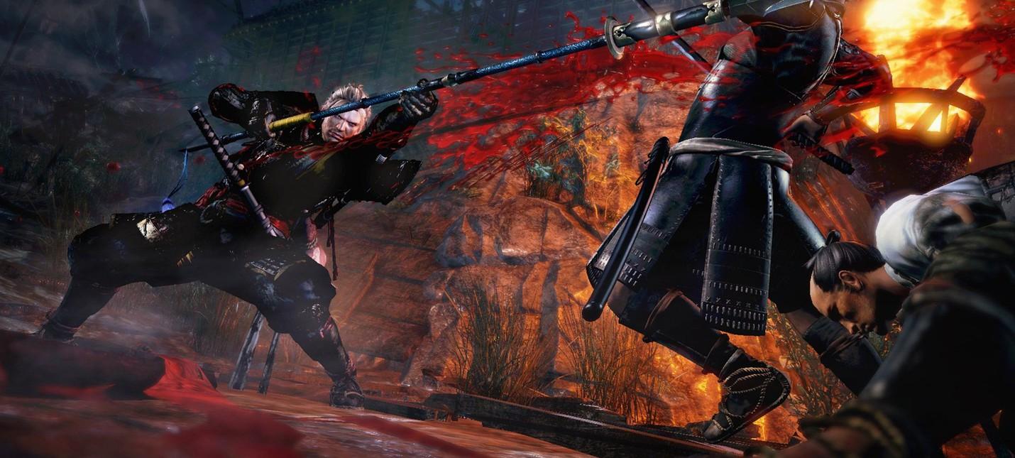 Новые скриншоты и трейлер  NiOh: оружие, боссы, локации