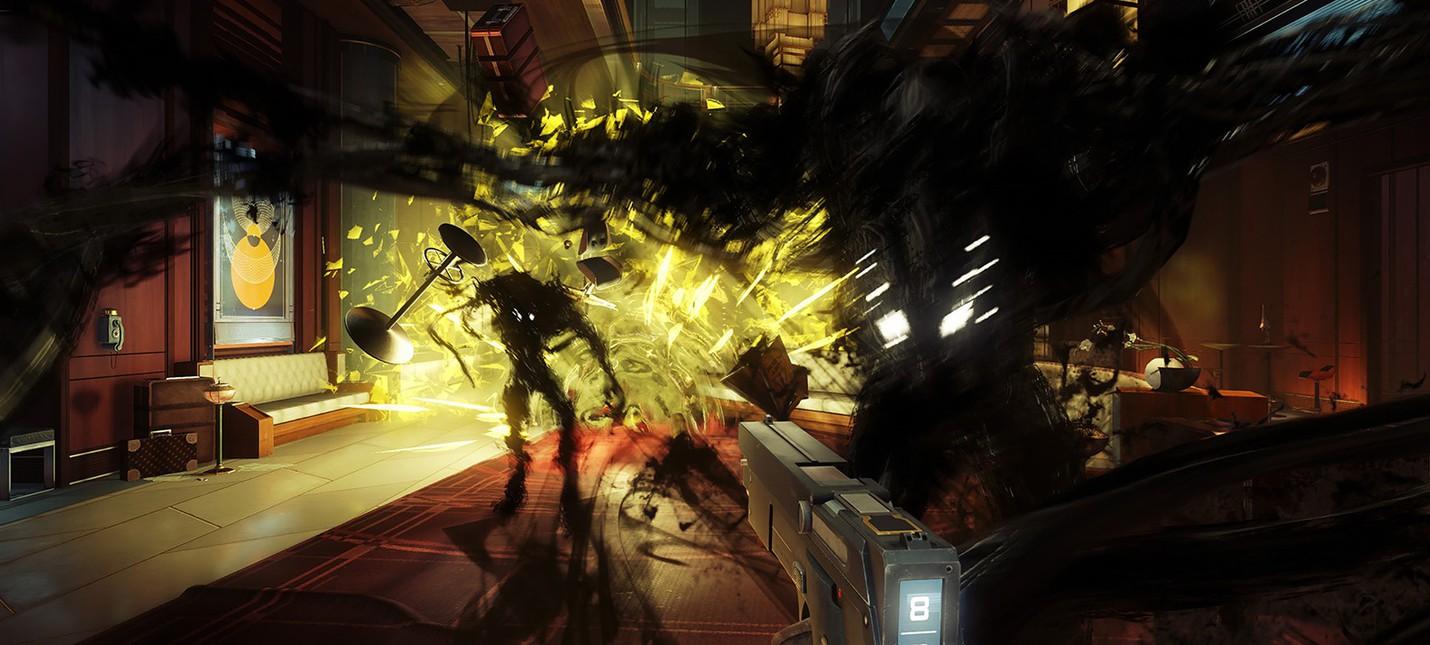 Описания пришельцев Prey и никаких битв с боссами