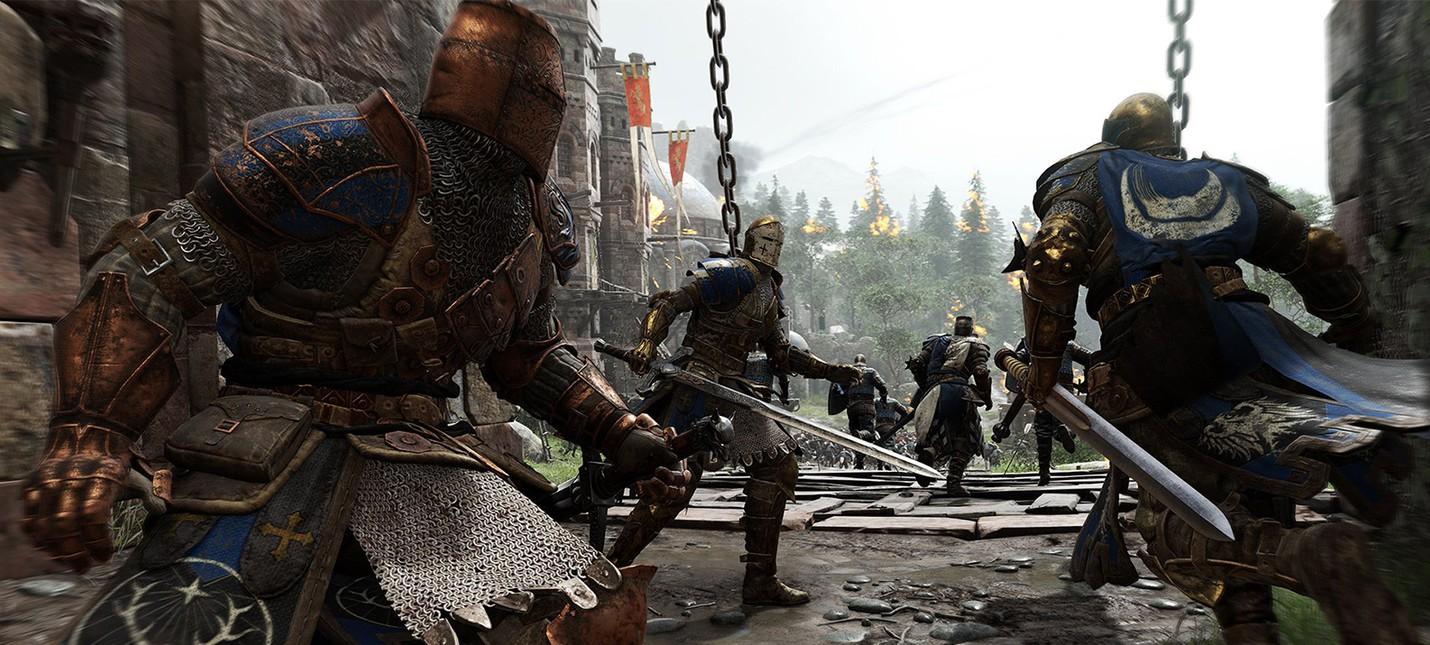 Новый технический тест For Honor на PC с 14 по 19 декабря
