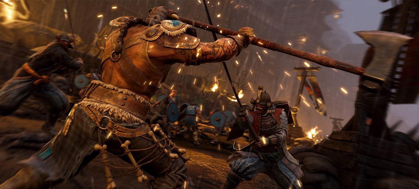 Ubisoft подтвердила, что For Honor требует постоянного подключения
