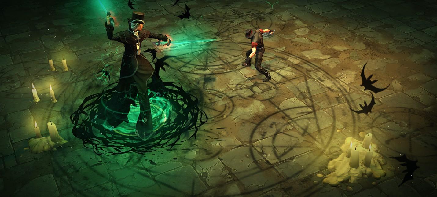 Изометрическая ролевая игра Victor Vran выйдет на консолях в 2017 году