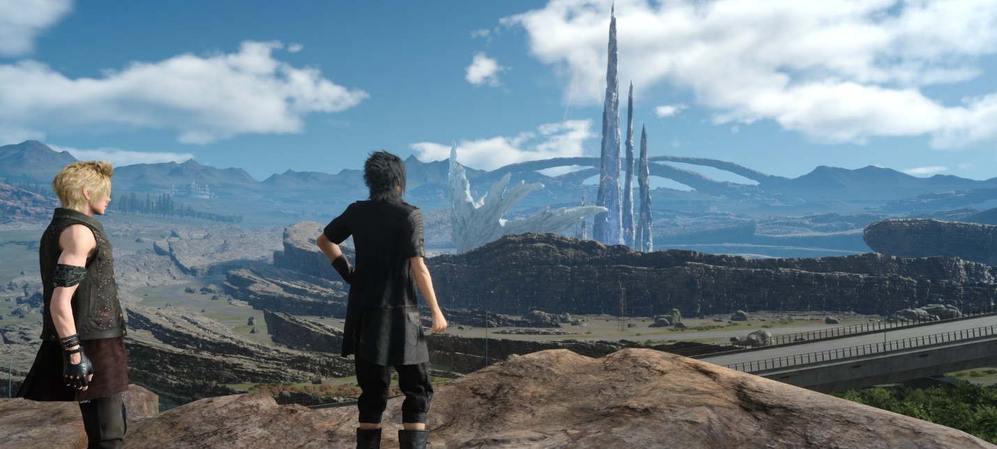 Гайд Final Fantasy XV — месторасположение испорченных монет
