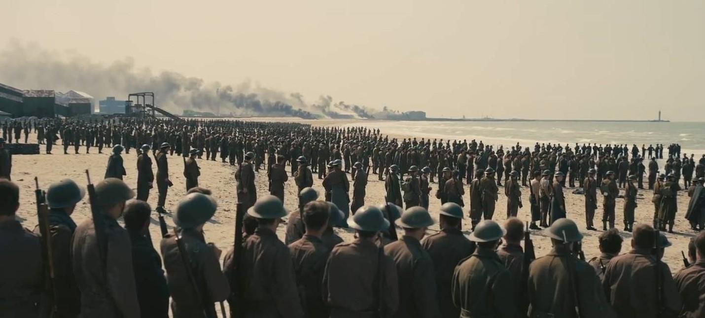 """Пролог """"Дюнкерка"""" покажут в российских кинотеатрах"""