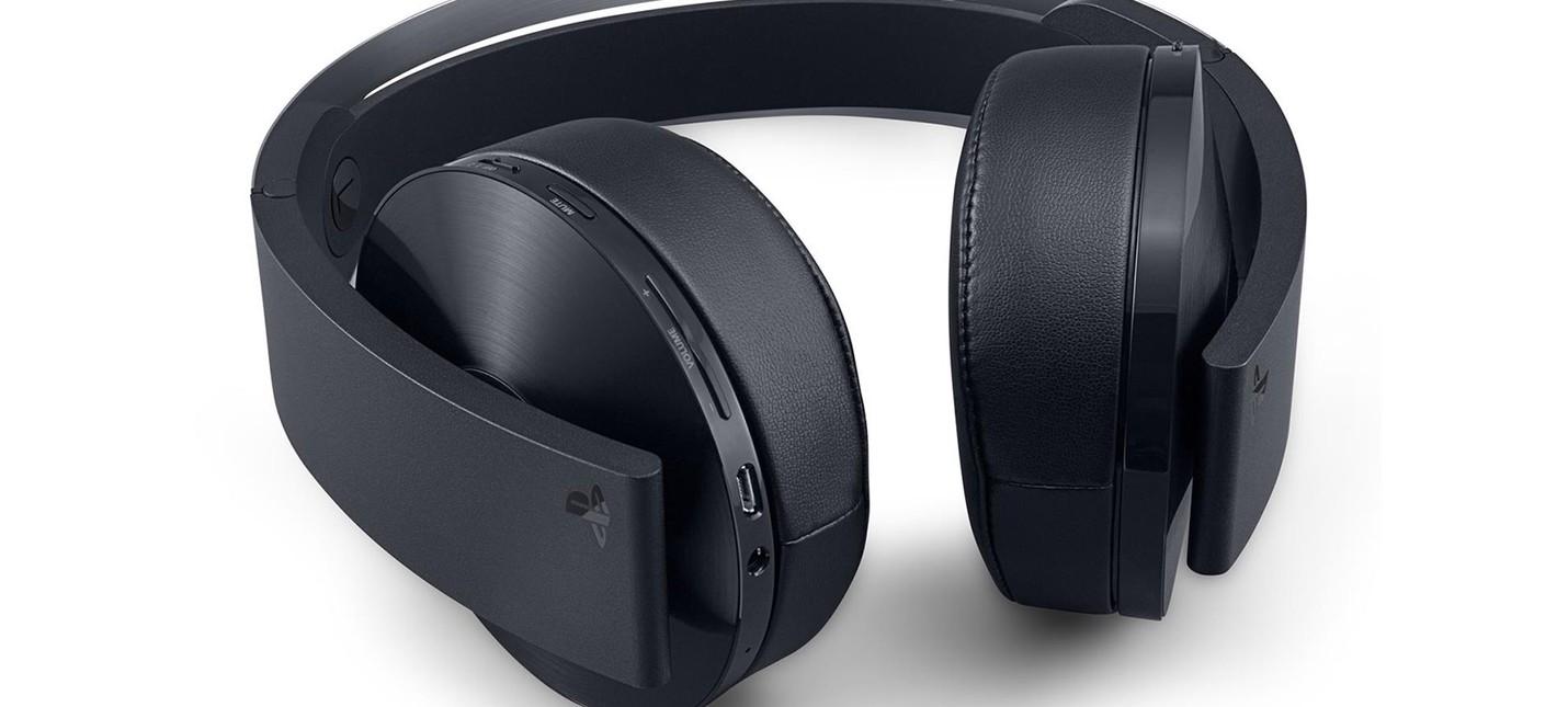 Sony выпустит премиум-наушники для PS4 с поддержкой 3D-аудио