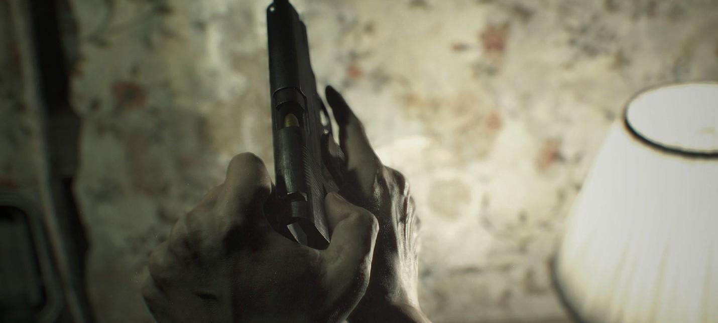 На PC вышло демо Resident Evil 7