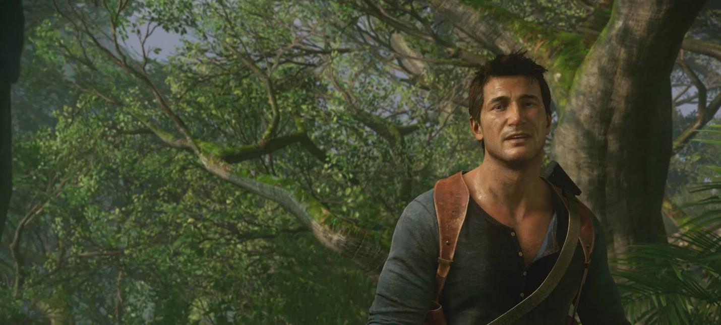 Uncharted 4 — игра 2016 года по версии Metacritic