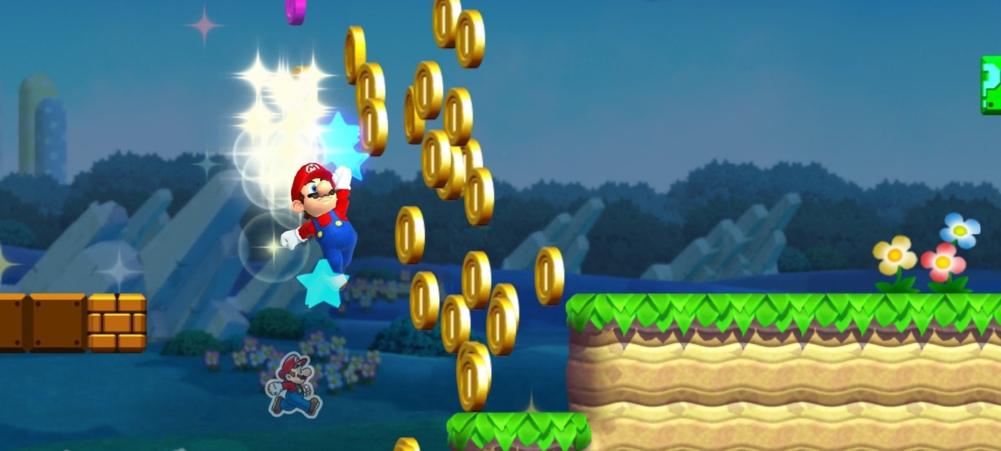 10 бесплатных пропусков в честь 50 миллионов скачиваний Super Mario Run