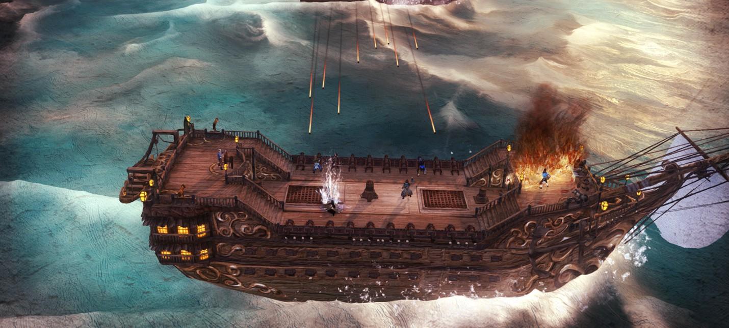 Британские разработчики делают игру Abandon Ship, вдохновляясь FTL