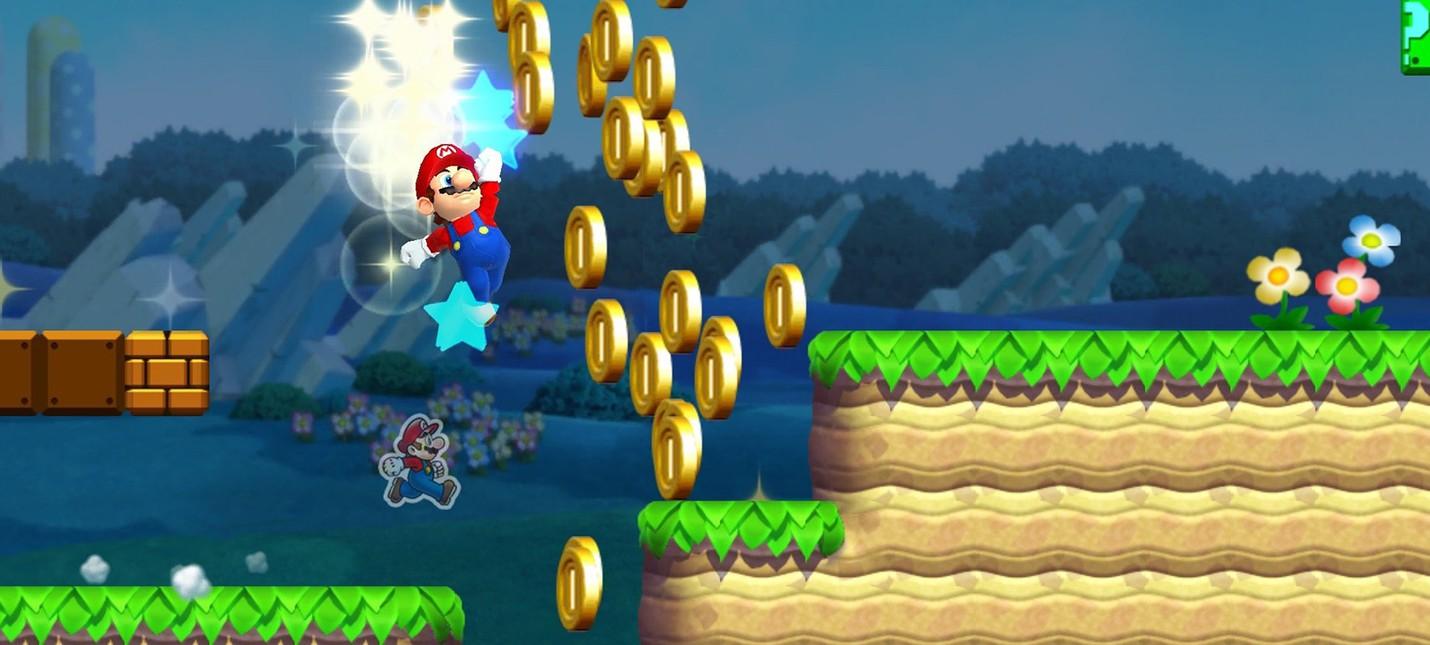 Super Mario Run выйдет на Android