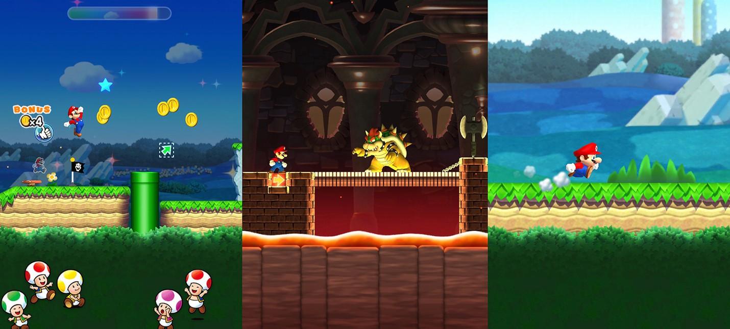 Super Mario Run заработала $30 миллионов